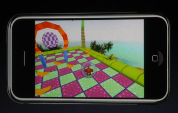 Monkey Ball iPhone
